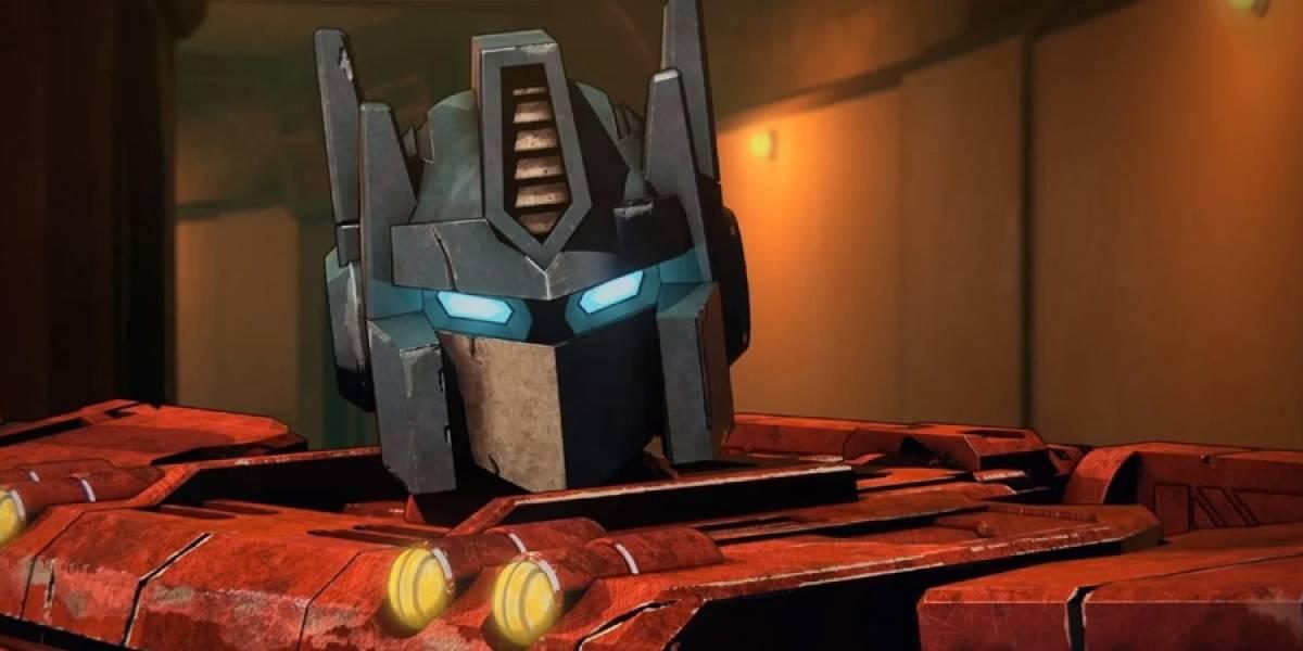 War for Cybertron Trilogy para Netflix estrena primer tráiler — Transformers
