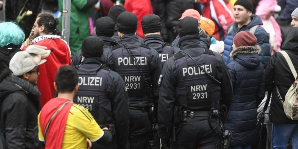 Conmoción: automóvil embiste un desfile en carnaval en Alemania y deja varios heridos