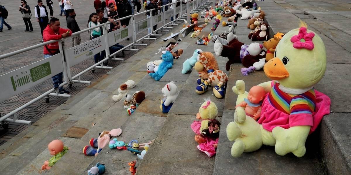 Niña habría sido secuestrada y abusada por un familiar en Bogotá