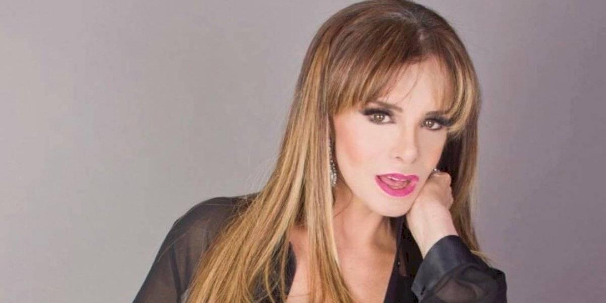 Lucía Méndez afirma que los medios son muy agresivos