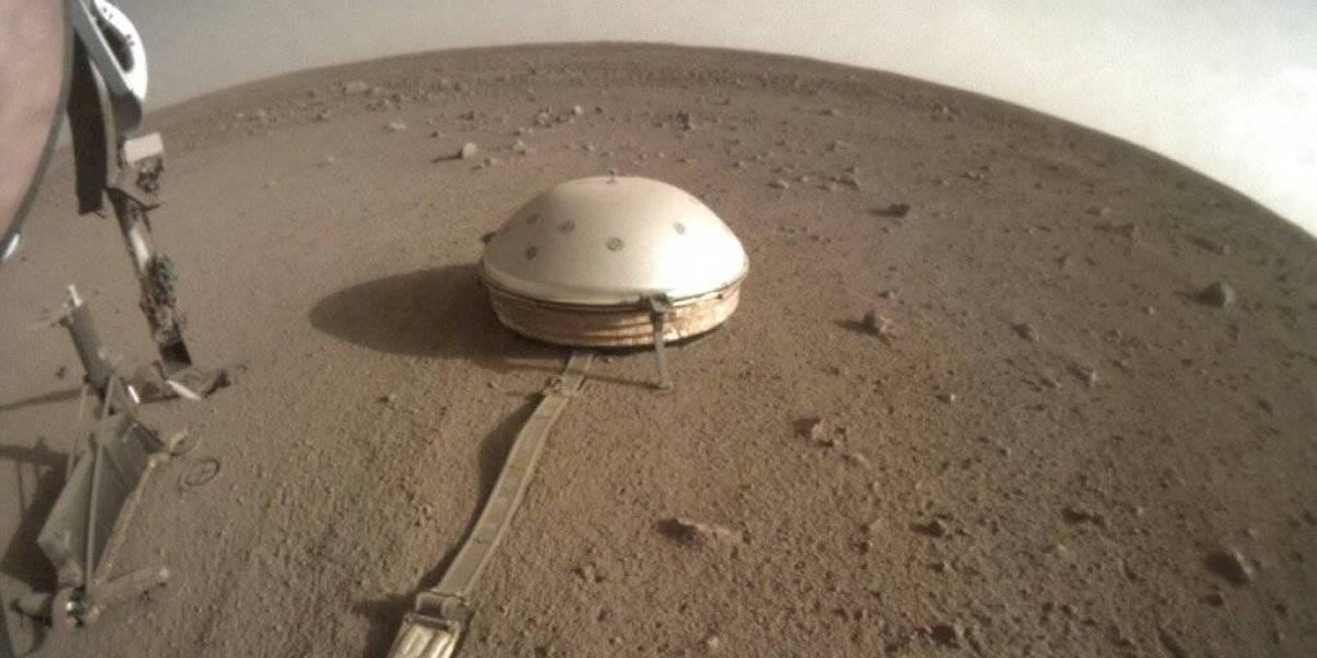 En Marte tiembla y con réplicas: así lo confirmó el explorador InSight de la NASA