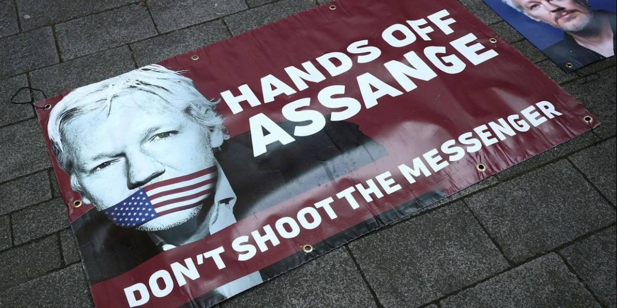 Assange va a juicio: audiencias comenzaron este lunes en Londres