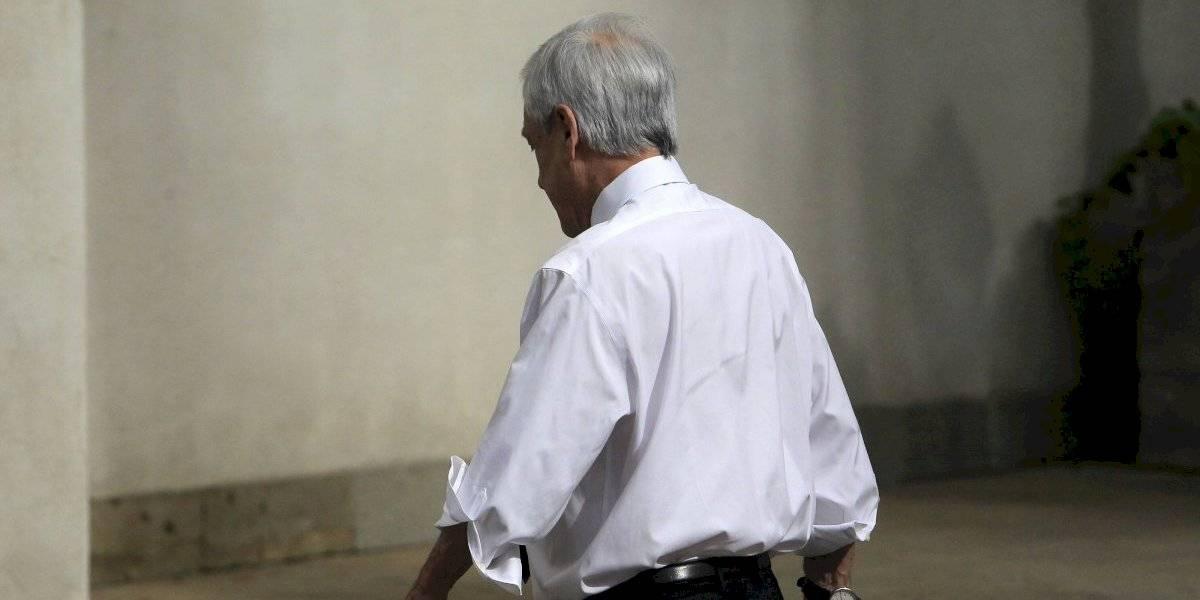 Cadem: aprobación de Piñera vuelve a caer y desaprobación sube hasta el 83%