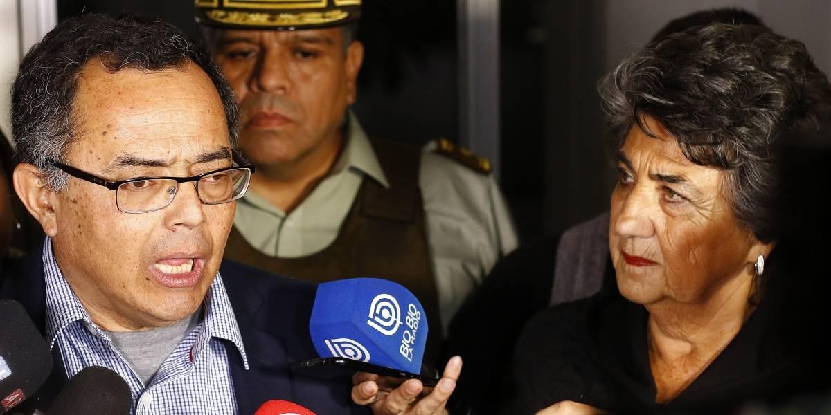 """La polémica frase de general de Carabineros tras desórdenes en Viña: """"No hablemos después de situaciones de derechos humanos"""""""