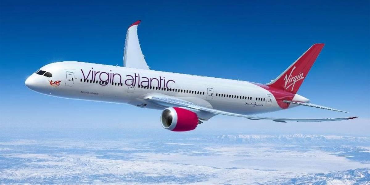 Companhia aérea Virgin Atlantic terá novo voo entre São Paulo e Londres
