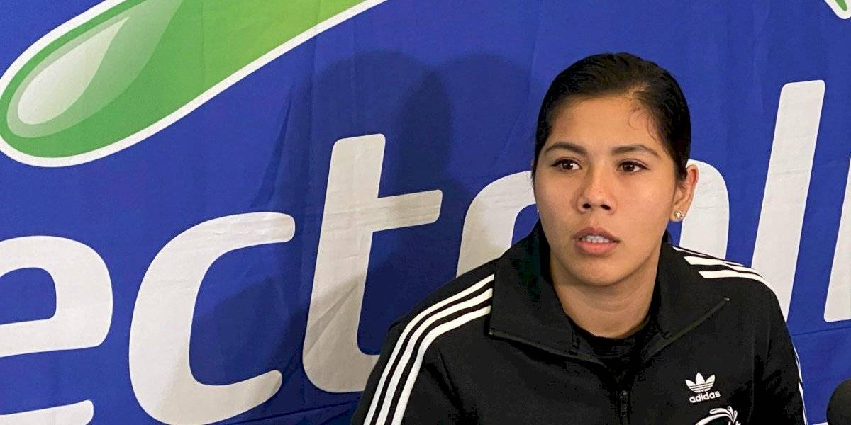'Este proceso es mi camino a Tokio y tengo la confianza de poder estar ahí': Briseida Acosta