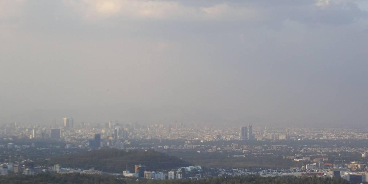 Calidad del aire es aceptable hoy lunes en Ciudad de México y Estado de México