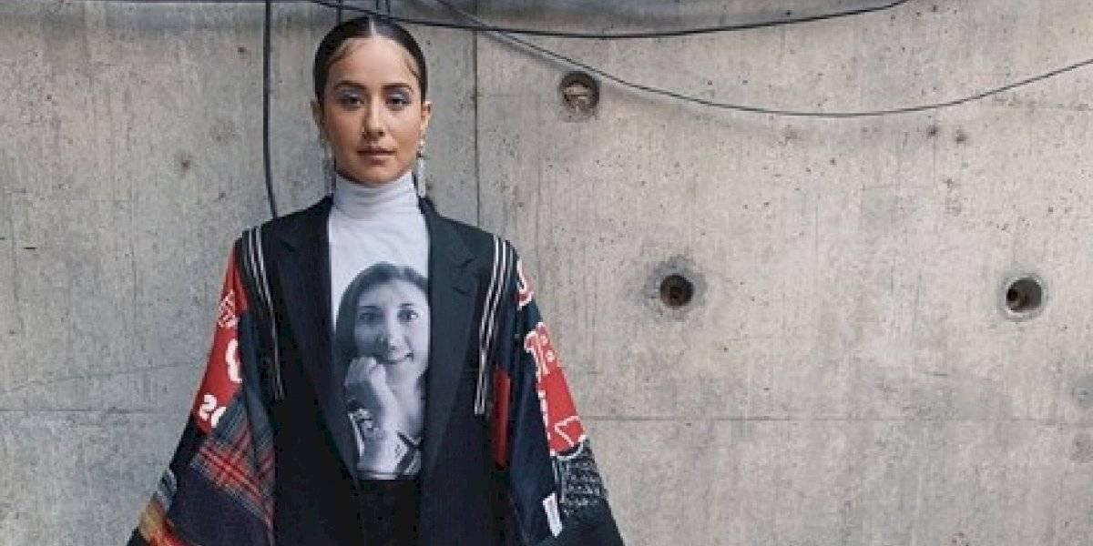 Denise Rosenthal homenajea a Defensora de la Niñez en Festival de Viña y se gana los aplausos en redes sociales