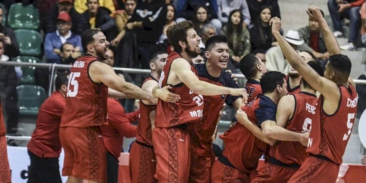 Chile se acerca a la Americup 2021 de básquetbol
