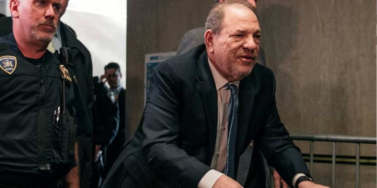 Declaran culpable al productor Harvey Weinstein por agresión sexual