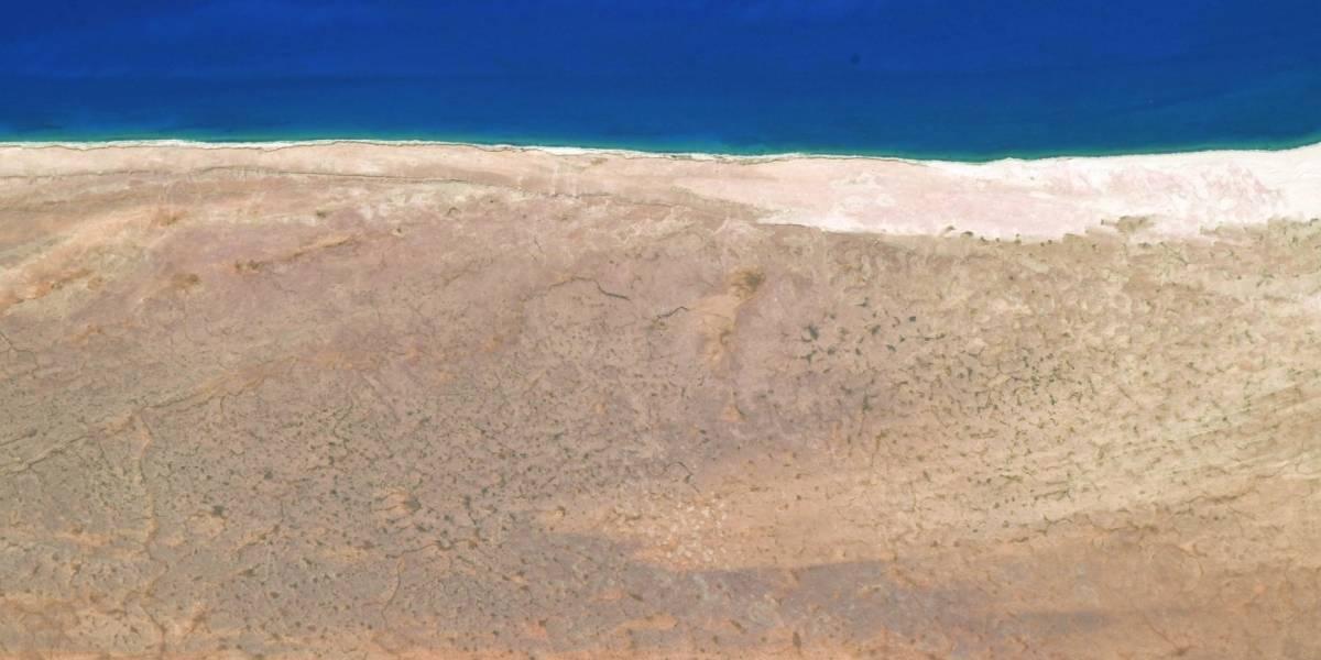 Astronauta da NASA registra impressionante imagem da Terra desde o espaço