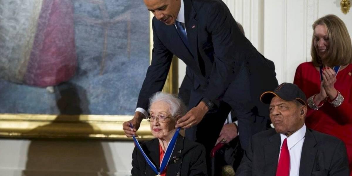 Muere a los 101 años Katherine Johnson: la matemática que rompió las barreras raciales y de género en la NASA