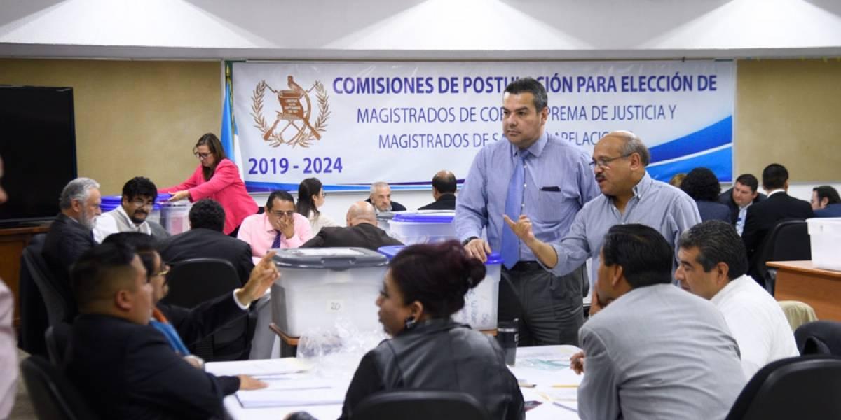 Diputados no podrán elegir a magistrados de Cortes por amparo a MP