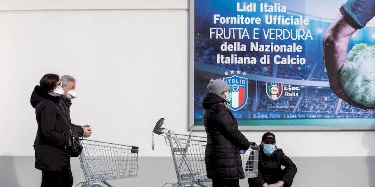Brote de coronavirus en Italia altera desarrollo de sus eventos deportivos