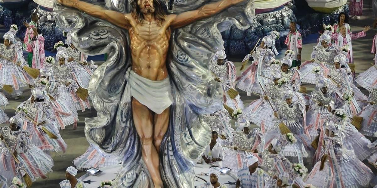 Carnaval carioca já teve Jesus-Oxalá e mendigo; relembre