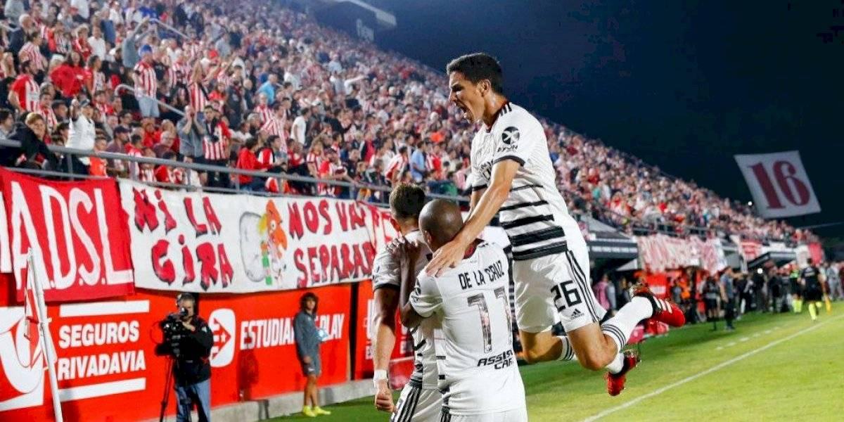 River Plate de Paulo Díaz derrotó al Estudiantes de La Plata de Juan Fuentes y comienza a acariciar la Superliga Argentina