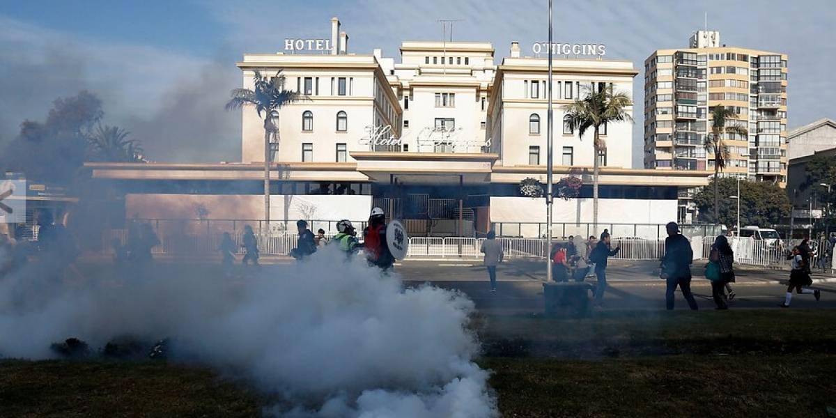 Comienzan manifestaciones previas a Viña 2020 en su segunda jornada