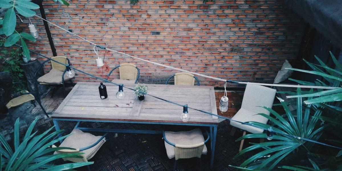 Ideias para decorar o quintal sem gastar muito