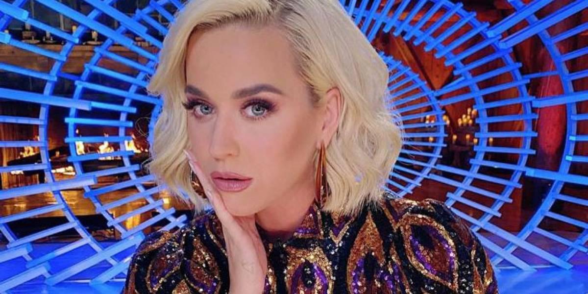 Katy Perry dijo adiós al corte bob y encanta a sus fanáticos con nuevo look