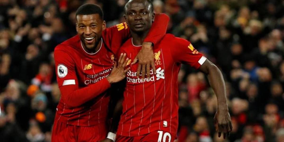 ¿Qué partidos le faltan al Liverpool FC para alcanzar el récord invicto del Arsenal?