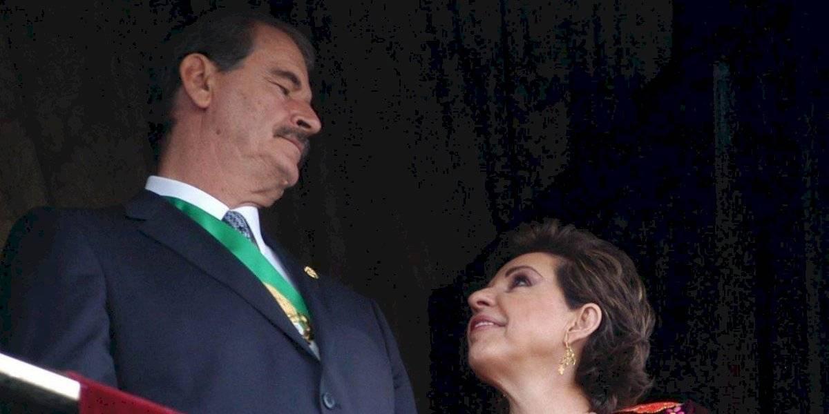 Vicente Fox propone a Martha Sahagún para presidenta en 2024