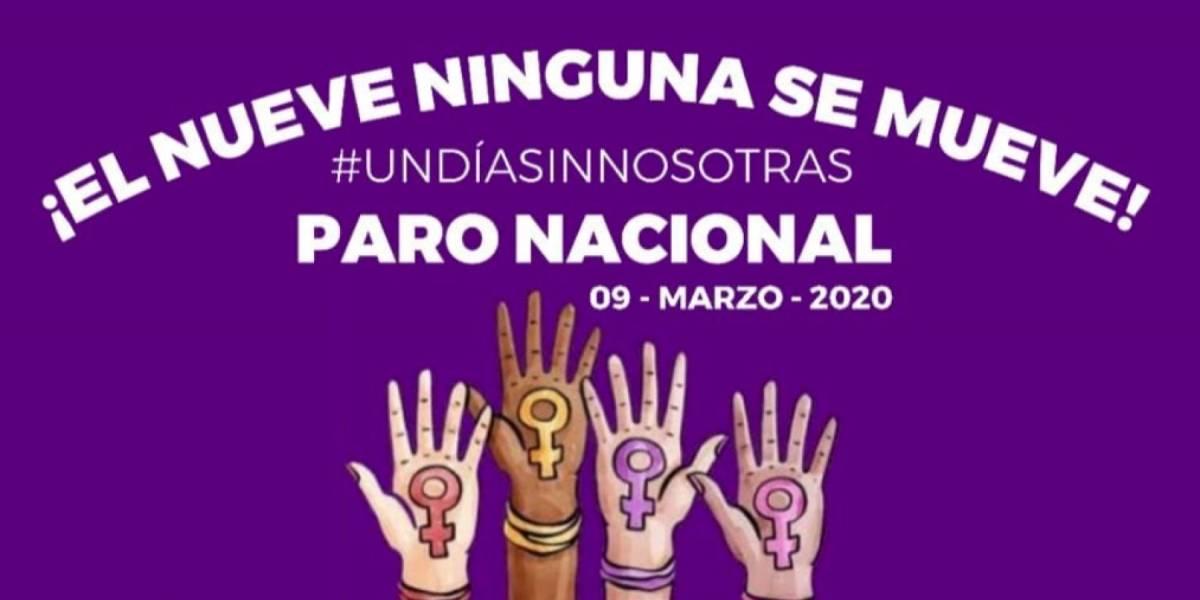 Guanajuatenses se suman al 9 de marzo