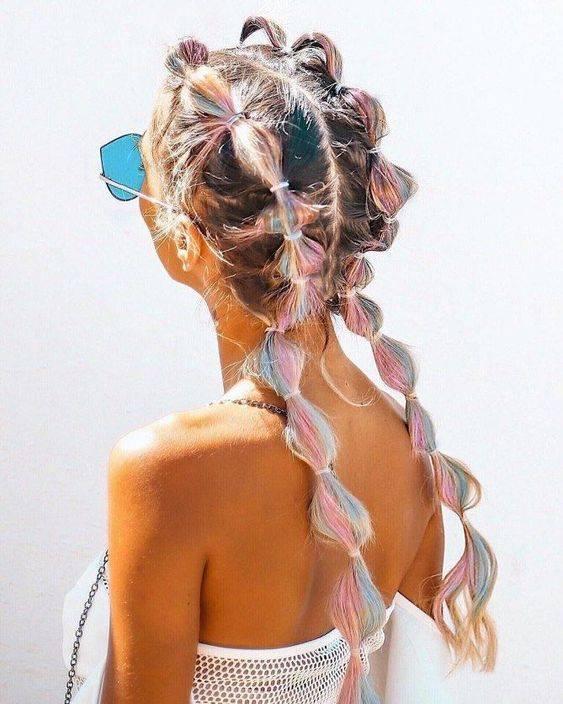 Peinados para edc