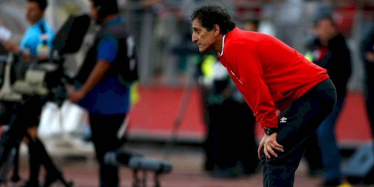 """Mario Salas no se rinde en Colo Colo: """"Seguiré luchando hasta el final"""""""