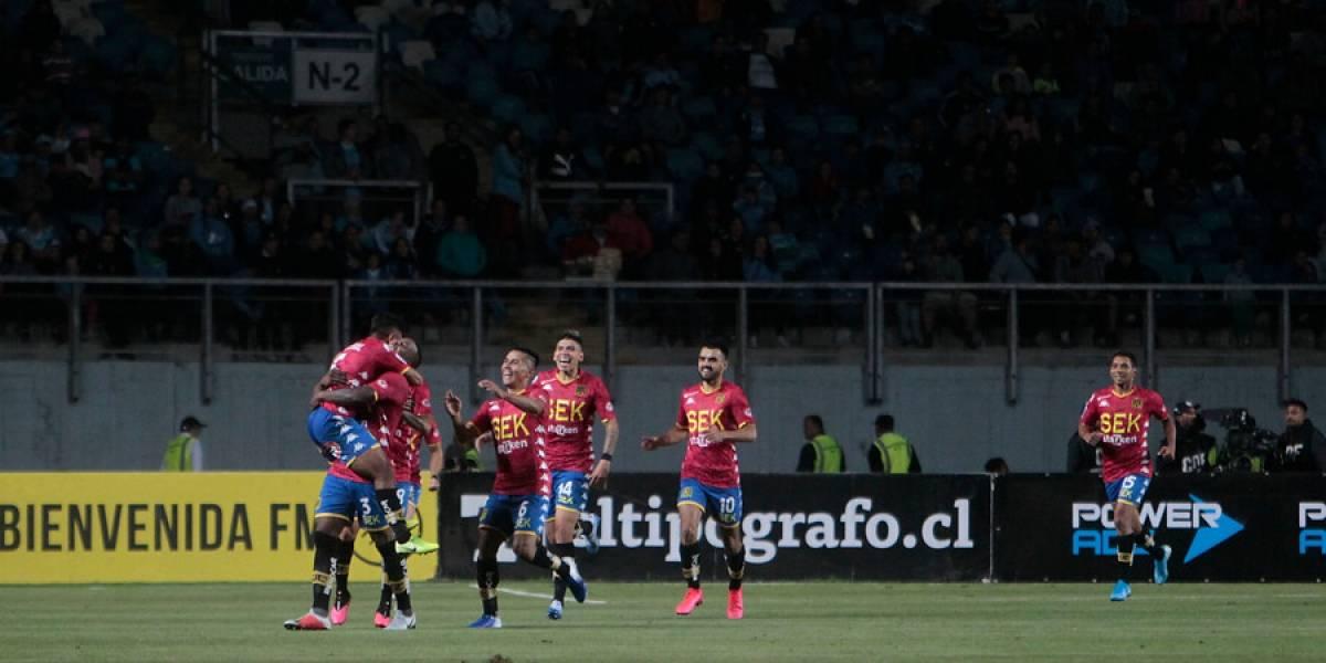 Unión Española volvió al triunfo y derrotó a O'Higgins en un entretenido duelo en Rancagua