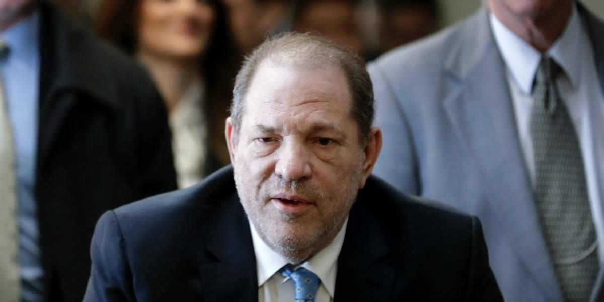 El agresor sexual Harvey Weinstein busca arbitraje por su despido