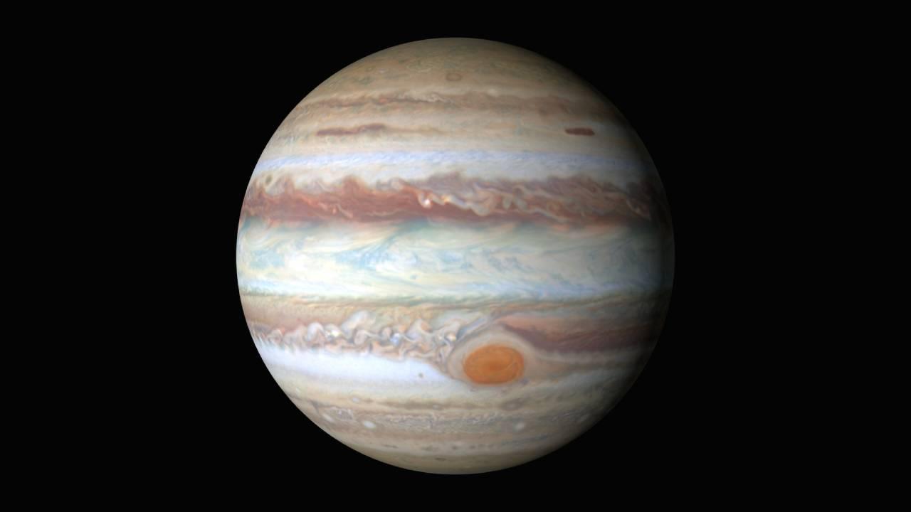 Ciencia Jupiter Espacio