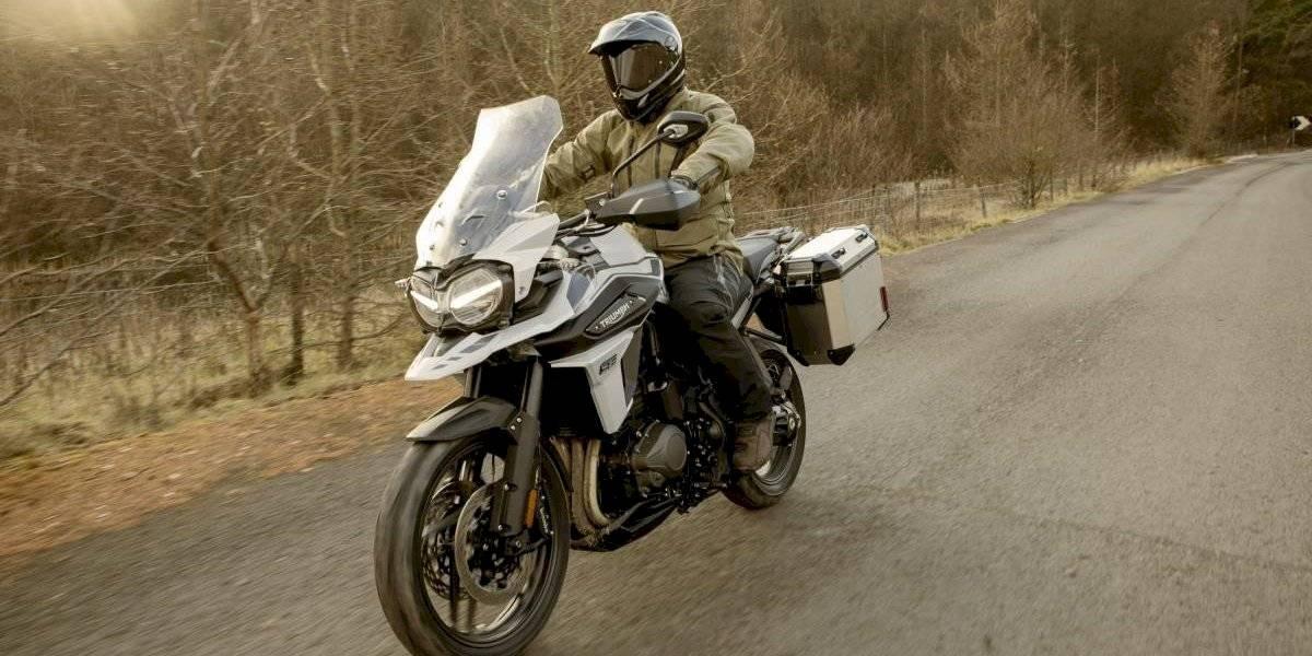 Triumph suma dos versiones más a su Tiger 1200