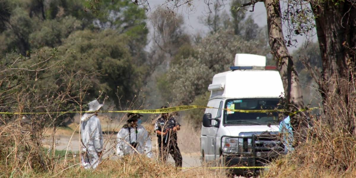 Ejecutan a universitarios y conductor de Uber en Puebla; hay tres detenidos