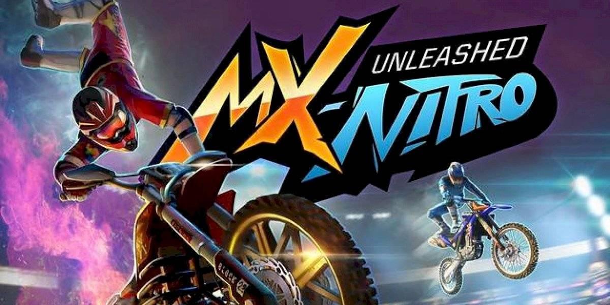 MX Nitro: Ultimate Edition chega para PS4 nesta semana