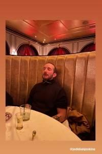 Amiga de Adele sube fotos de su cena