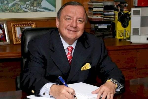 Alvaro Noboa, Ecuadorian businessman and four-time presidential candidate