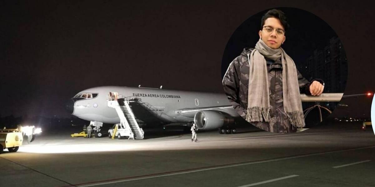 El colombiano que prefirió quedarse en China que regresar al país