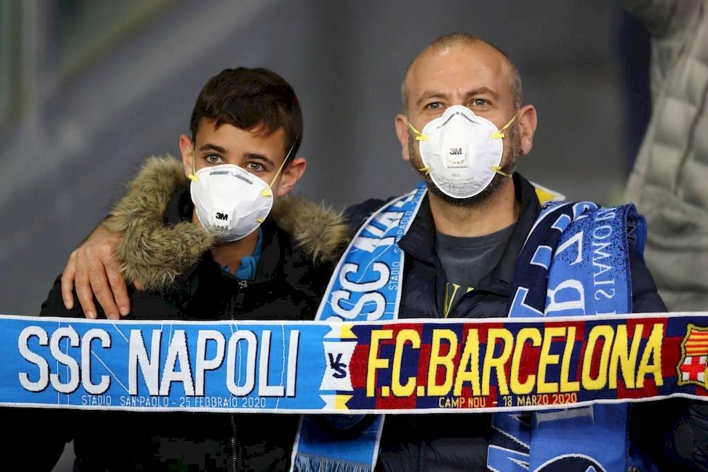 Nápoles-Barcelona