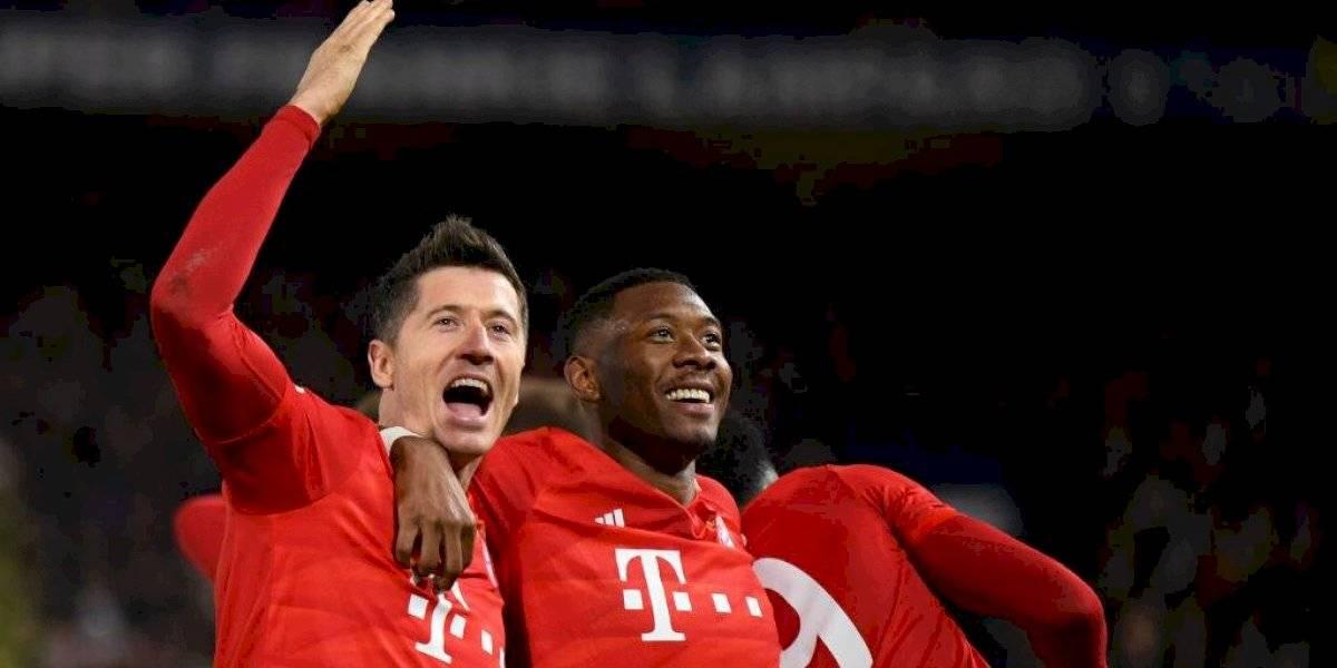 Bayern Munich deja al borde de la eliminación al Chelsea de Lampard