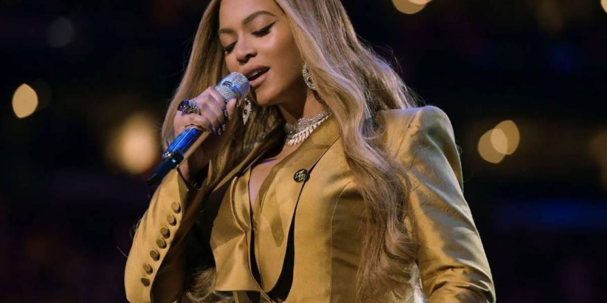Beyoncé rindió homenaje a Kobe Bryant y su hija Gianna con su manicura