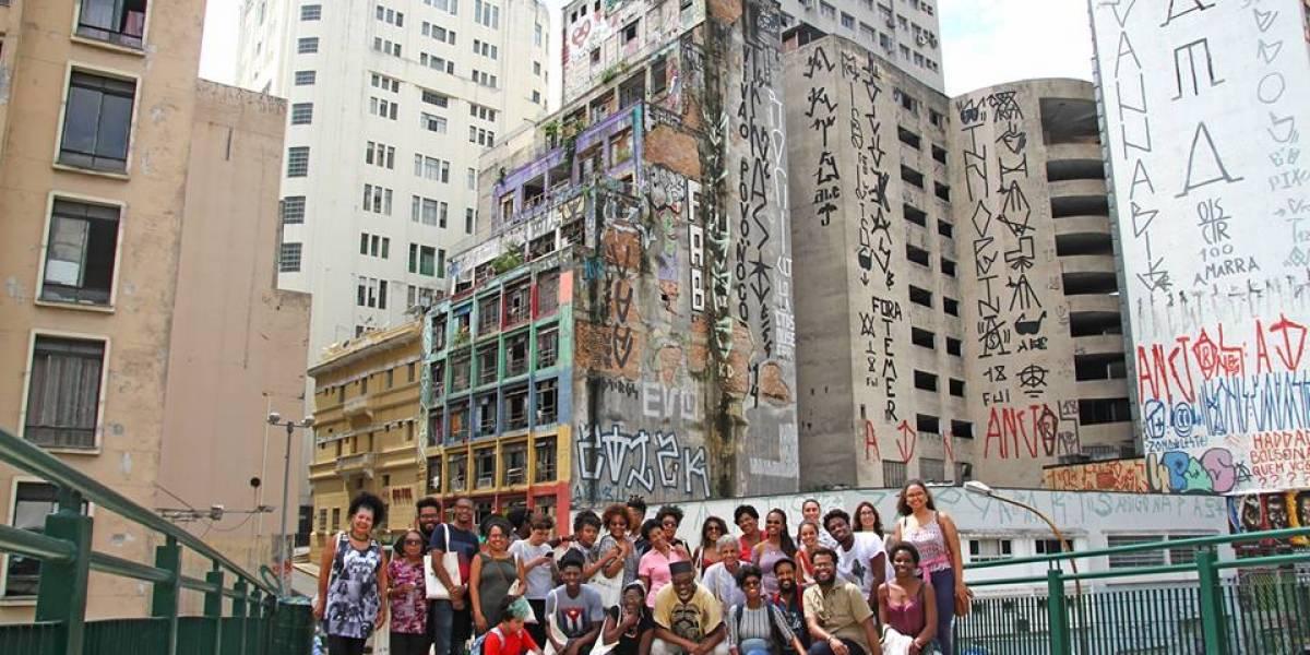 Plataforma promove caminhada em SP para resgatar a história da população negra