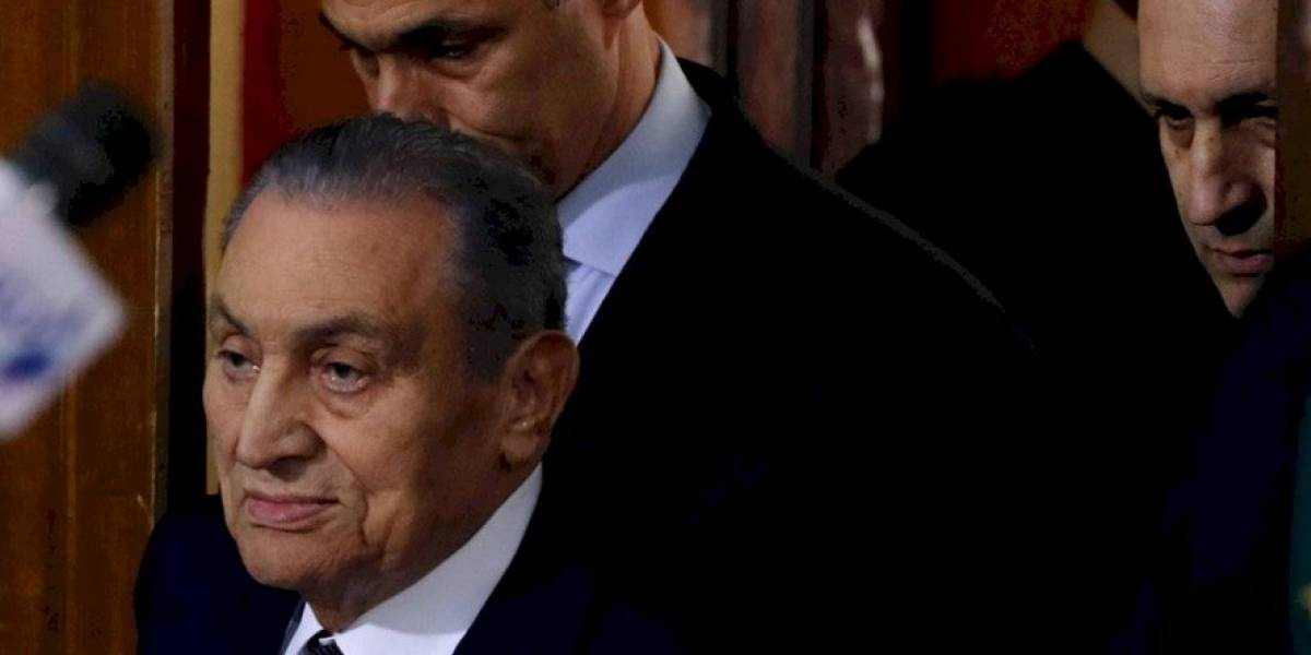 Muere el ex presidente, Hosni Mubarak a los 91 años