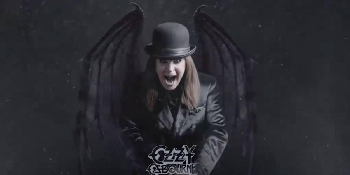 Ozzy Osbourne presenta su nuevo disco, 'Ordinary Man'