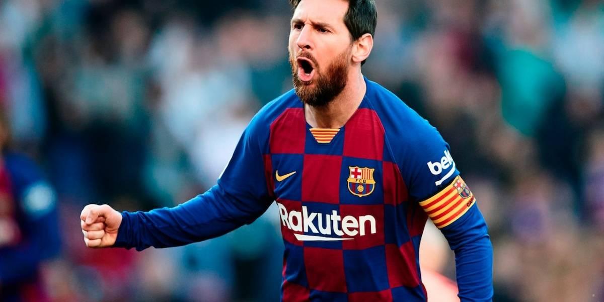 ¡La Pulga pisa el San Paolo! ¿Napoli vs. Barcelona o Maradona vs. Messi?