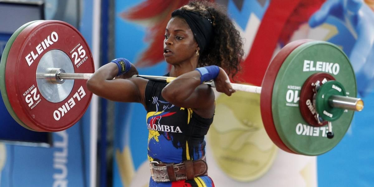 Por dopaje de tres deportistas, ¿Colombia no podrá participar en pesas en los Juegos Olímpicos?