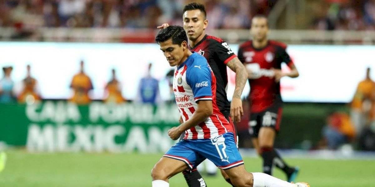 'Chapo' Sánchez se inspira en Messi para mantener hambre viva