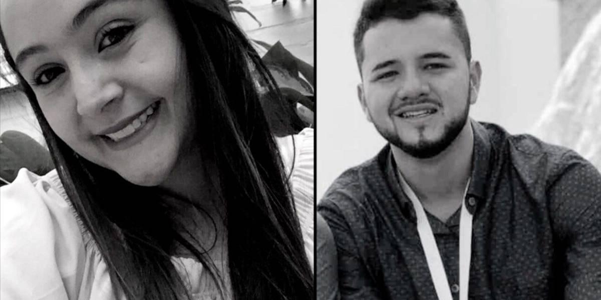 Asesinan a dos universitarios colombianos en México