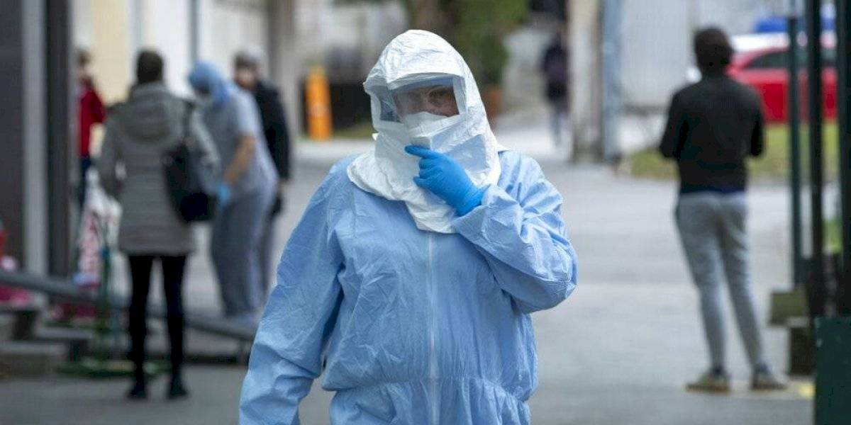 Reportan primer caso de coronavirus en Madrid, España