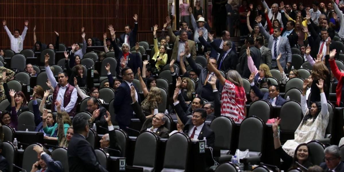 Diputados avalan reforma constitucional en materia de condonación de impuestos
