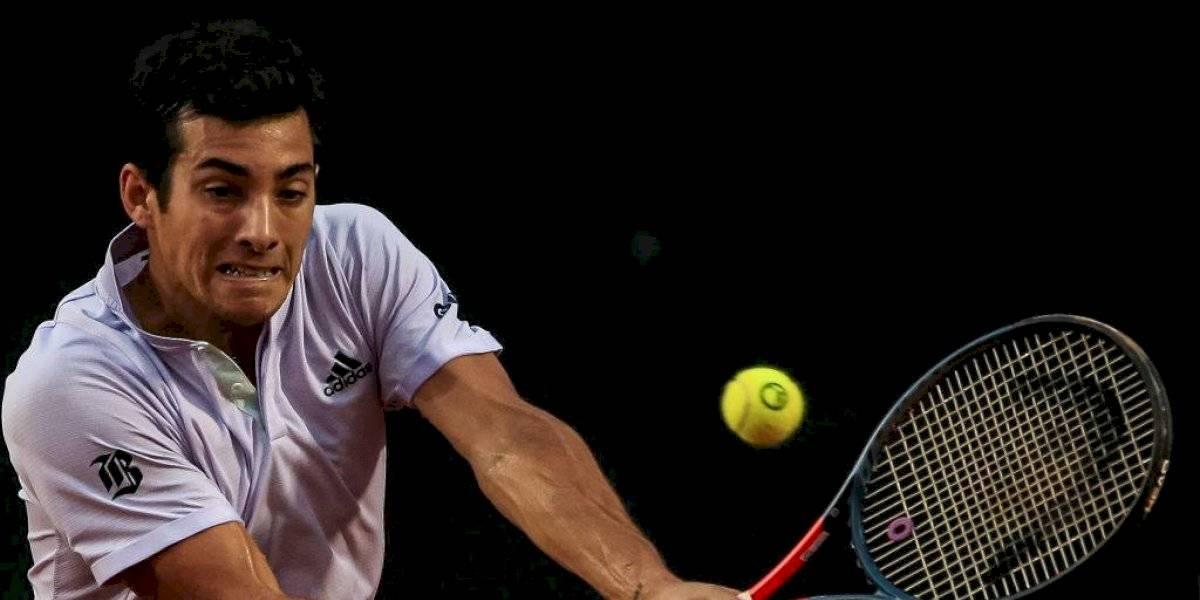 Cristian Garin ya tiene rival para su debut en el Abierto de Santiago